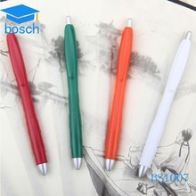 New Promotional Gifts Items 2015 Plastic manufactures pen