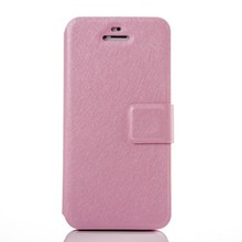 Luxury Litchi Grain Wallet Magnetic Flip Case For Iphone 5 Iphone 5s