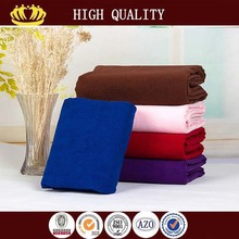 chian manufacture branded microfiber high absorbency towel