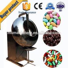 The latest technology pills ball sugar coating machine gold supplier