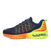 Latest men brand air sports shoe wholesale 2015