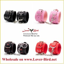 Fixed Wrist & Ankle Restraints Stainless Steel Bondage Gear Instruments