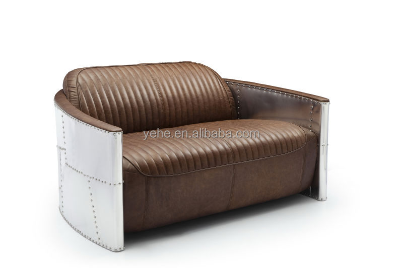 Living room sofa antique sofa aviator sofa buy aviator for Y h furniture trading