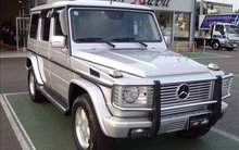 2003 Used Mercedes-Benz G-Class G320L 4WD LHD