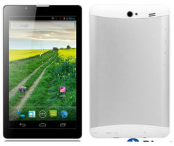 cheap 3g call android tablet pc MTK6572 dual core 7inch andoid tablet