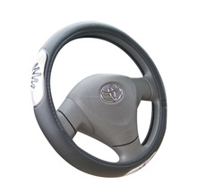2015 new design steering wheel small,reflector material,fashion steering wheel cover small