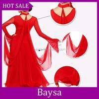 ballroom dancing dresses china for women international standard ballroom dance dress BC445