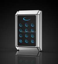Touch keypad High Quality Metal rfid Access Controller .Standalone door control.Wiegand output.RFID and PIN