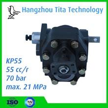hydraulic gear pump hydraulic pump for tractor KP55