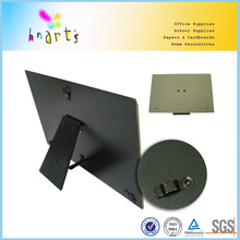 black cardboard with structs,picture frame backs
