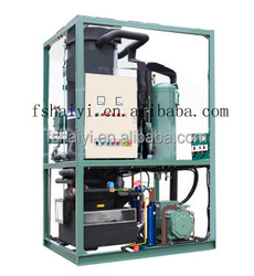 1 ton CE industrial tube ice making machines with best quality