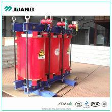 11kv 22kv 33kv 50KVA~2000KVA Cast resin dry type copper winding power transformer isolation distribution electric transformer