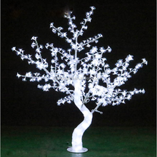 1584 led 2.3m high outdoor waterproof garden decoration led christmas tree lighted acrylic tree lighting
