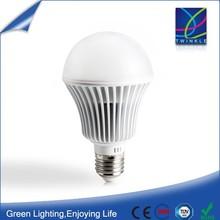 ErP certificate E27 100lm/W, High CRI 87Ra Samsung/Seoul smd 5630 LED bulb 6000K