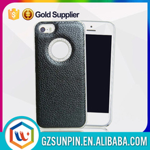 cheap mass production slim armor metal gold back cover case for iphone 4