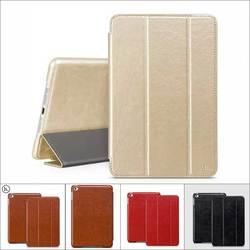 HOCO Ultra Slim PU Leather Flip Folio Smart Cover with Auto Sleep Protective Case For iPad Mini 4