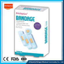 China supplier high quality waterproof printed cohesive elastic bandage