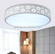 Indian ceiling lamp hot sale led glass cheap ceiling lamps