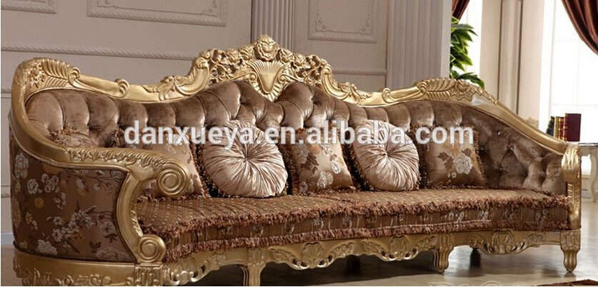 Danxueya expensive sofa neoclassical palux furniture for Nice sofas for sale