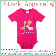 Hot Sale Baby Overall -Summer Romper-Romper Stock Lots Hot Sale