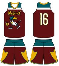 custom basketball uniforms as your artwork no moq