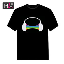 2015 new fashion the United Kingdom el panel t-shirt brands for man