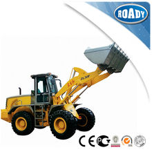 Chinese goid suppliers high efficiency compact loader for sale
