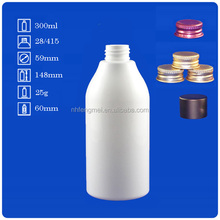 Hot sale 300ml bath salt bottle with caps suppliers in China