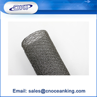 Made in China low price 1/2 inch square hole welded wire mesh