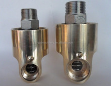 H one-way HD15/20/25/32/40/50 water air oil copper rotary joint 4/6 1/1.2/1.5/2 inch