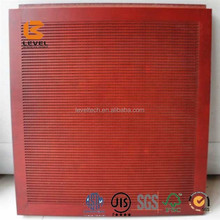 The Gym Cheaper Noise Reduction Material Timber Wooden Acoustic Panels