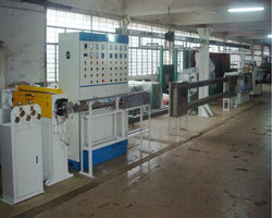 electric wire and cable making equipment for cable making