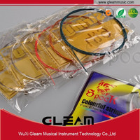 Colourful Coated Electric Wholesale Electric Guitar Strings 0942