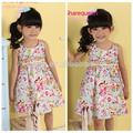 princesa traje de chica elegante ropa de los niños