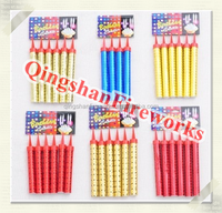 cakes fireworks Indoor birthday candle