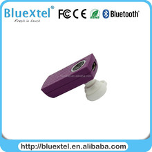Cheap Bluetooth v3.0 Bluetooth Headset Mini Headset for mp3 and phoning in ear or earhook