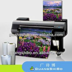 Roll photo paper/Wide Format high glossy rc based photo paper rc digital proofing paper