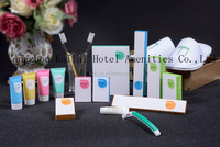 Toothbrush hotel amenity wholesale good products/Top quality hotel amenities/Five star bath room kit