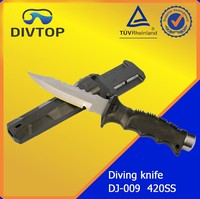 420 Stainless Steel Sharp Safety Dive Knife