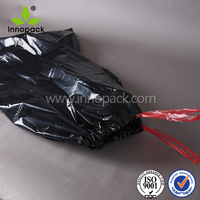 wholesale hdpe/ldpe plastic printed garbage bag