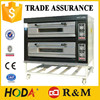High Quality Double Layers Electric Industrial Bread Baking Oven For Sale
