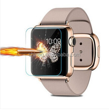 For Prefect size 38mm / 42mm Apple Watch 9H Tempered glass screen protector / screen film