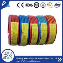 high quality 4 inch high strength layflat hose with free sample tropical fish farm for sale