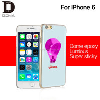 Selfie Soft epoxy sticky magical anti gravity case cover for Apple iPhone 6s