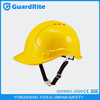 Guardrite good sale high quality special safety helmet, pp safety helmets