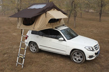 Deluxe off road car camping canvas tent