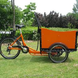 rickshaw pedal cargo tricycle