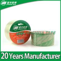 bopp film coating acrylic Clarity adhesive bopp tape