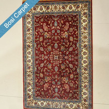 customed Handmade 100% silk rugs any size any color can make for you