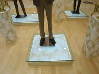 best selling products Croatia mannequin display panel flooring display panel